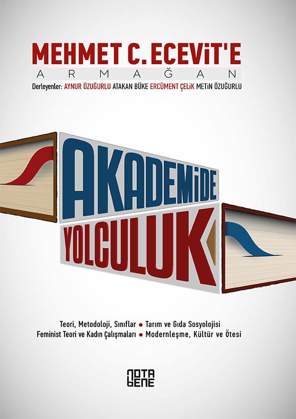Akademide Yolculuk - Mehmet C. Ecevit'e Armağan