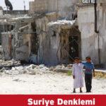 Suriye Denklemi