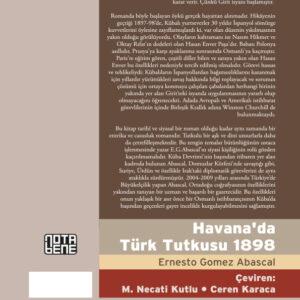 Havana'da Türk Tutkusu 1898