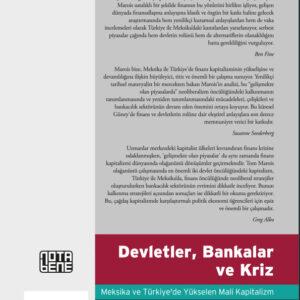 Devletler, Bankalar ve Kriz (TÜKENDİ)
