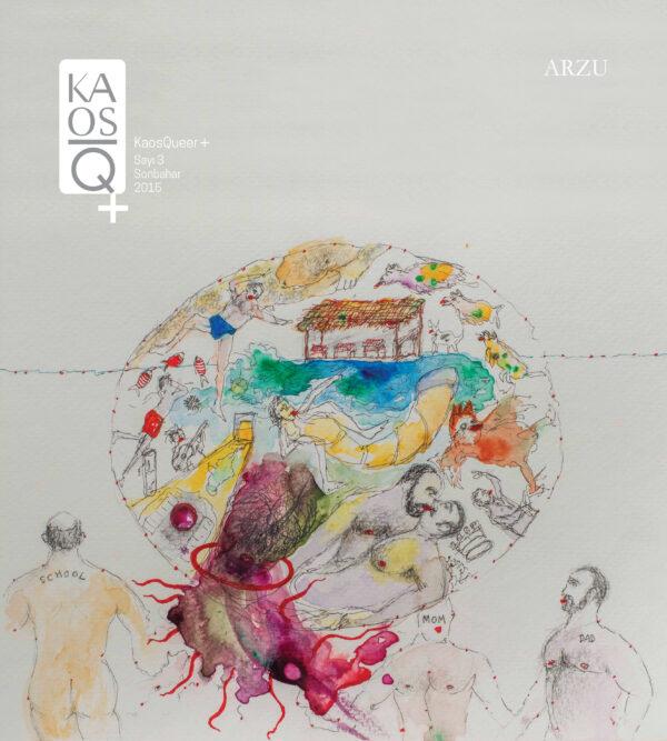 KaosQueer+ Queer Çalışmaları Dergisi Sayı : 3 (TÜKENDİ)