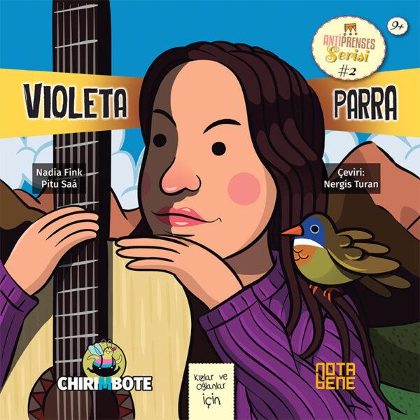Vıoleta Parra - Anti Prenses Serisi 2