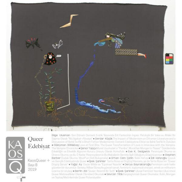 KaosQueer+ Queer Çalışmaları Dergisi Sayı : 8