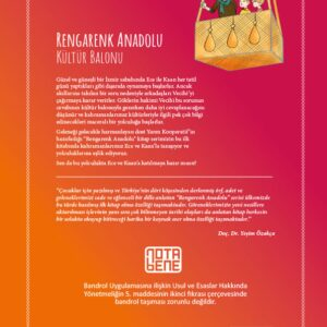 Rengârenk Anadolu Kültür Balonu